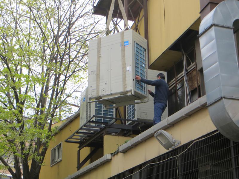 Arge İklimlendirme | VRF Klima Sistemleri | Fancoil Tesisatı